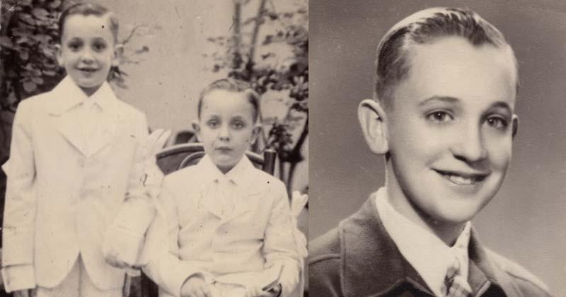 Papa Francisco nace en 1936